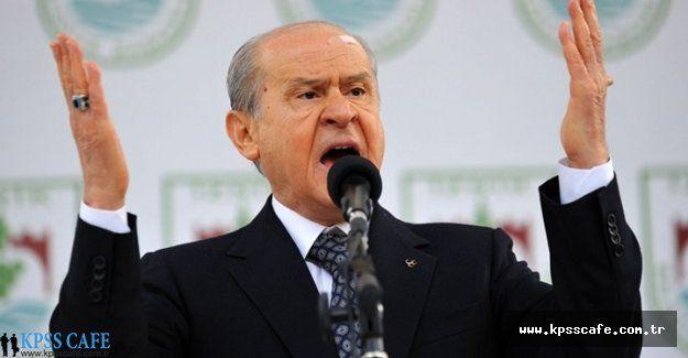 Devlet Bahçeli Türk Eğitim Sistemini Eleştirdi - Öğretmenler Mutsuz - Öğretmen Atamaları