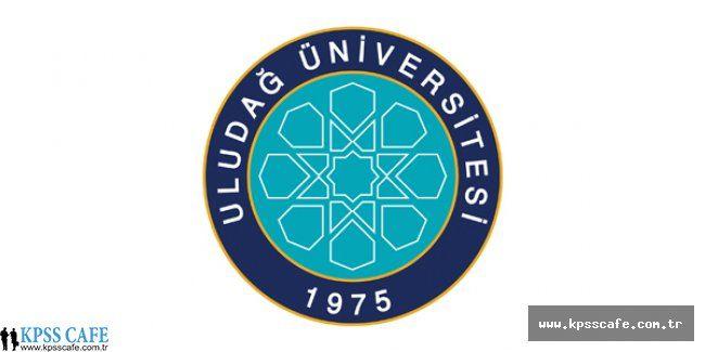 Uludağ Üniversitesi Öğretim Üyesi Alacak
