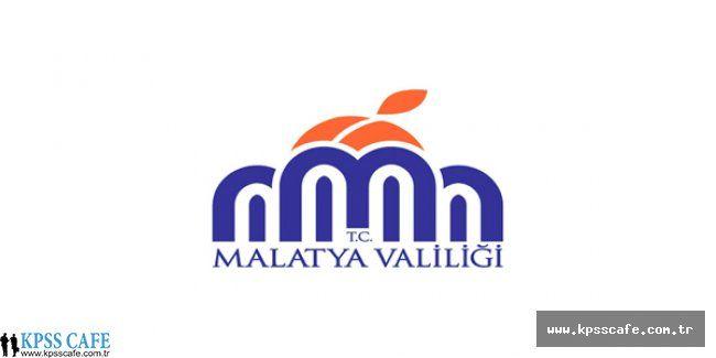 Malatya Doğanşehir SYDV Personel Alım İlanı