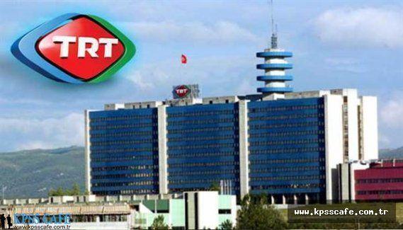TRT 10 Mali Denetçi Yardımcısı Alacak