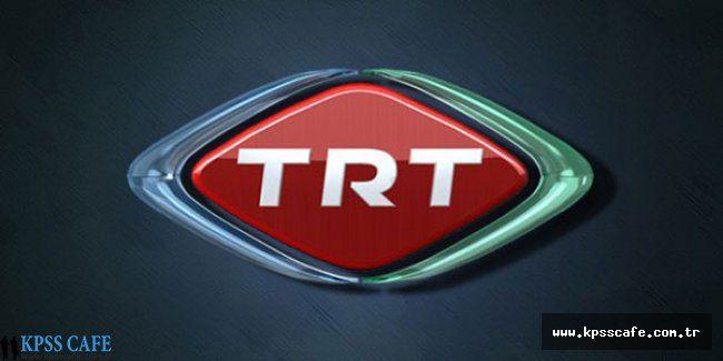 TRT Yönetim Hizmetleri Uzman Yardımcısı Alacak