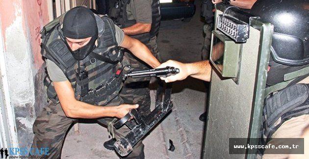 Polislerden Milli Eğitim Müdürlüğüne Baskın!