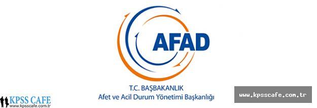 Başbakanlık AFAD 2015/2 KİK Kararlarını Yayınladı