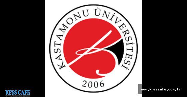 Kastamonu Üniversitesi Daimi İşçi Alımları Başlamıştır