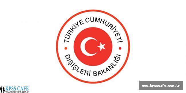 Kanberra Büyükelçiliği Türk Uyruklu Sözleşmeli Sekreter Alım İlanı