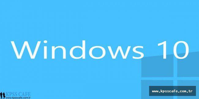 Windows 10 kendiliğinden bazı uygulamaları kaldırıyor