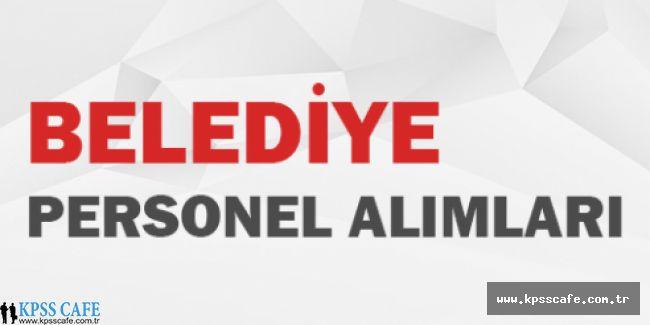 Göynük Belediyesi Geçici İşçi Alım İlanı