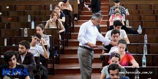 AÖF Sınav Görevlisi Olacak Öğretmenler Dikkat