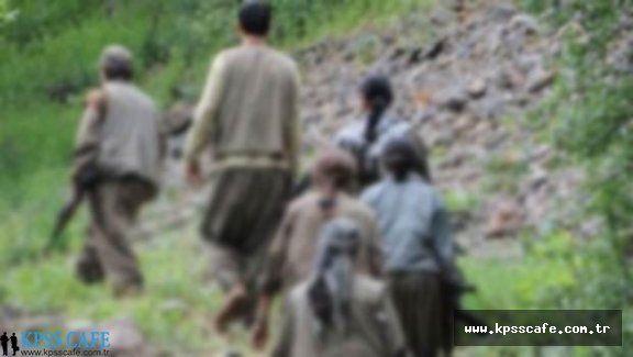 İşte PKK'lılara Ait Telsiz Konuşmaları:'Bu Sefer Bittik'