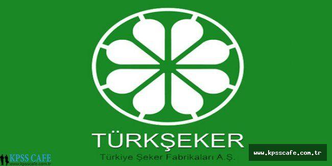 Türkiye Şeker Fabrikaları 6 Müfettiş Yardımcısı Alacak