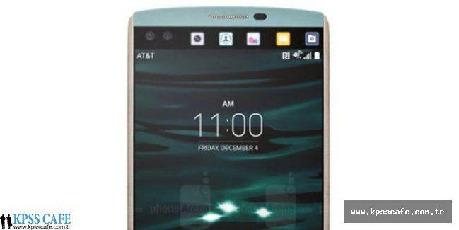LG G5 Çift Ekran ve Çift Kamera İle Geliyor!