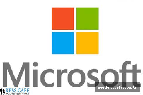 Meğer Microsoft'ta Zamanında Hacklenmiş!