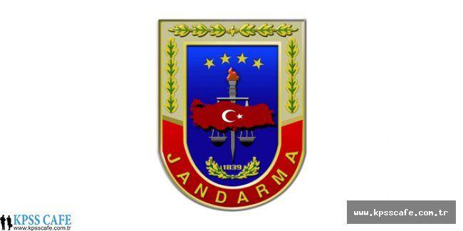 Jandarma Genel Komutanlığı Muvazzaf Astsubay Alacak