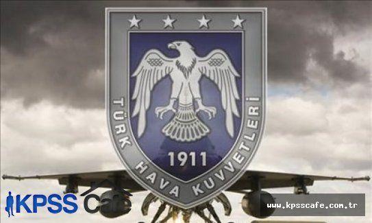 Hava Kuvvetleri Komutanlığı Sözleşmeli Er Alımında Bulunacak