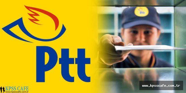 PTT Personel Alımı Başvuruları ve Başvuru Formu