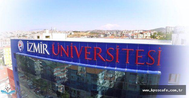 İzmir Üniversitesi Yaz Okulu Eğitim Yönetmeliği Değişti