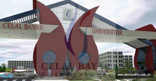 Celal Bayar Üniversitesi Tarih Kültürü Yönetmeliği Değişti