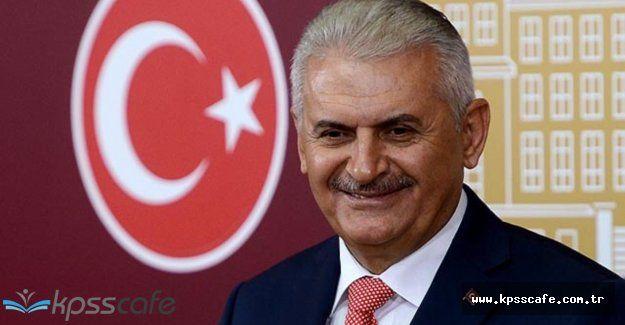 Binali Yıldırım Erzincan'da Konuşma Yaptı