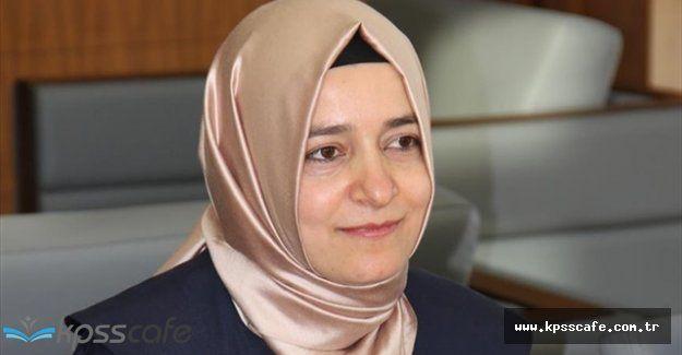 Aile Bakanından Ramazan Ayı Mesajı