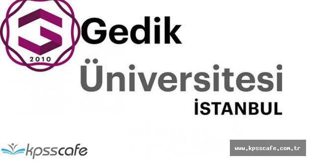 Gedik Üniversitesi İnsan Hakları Uygulama Yönetmeliği Yayımlandı