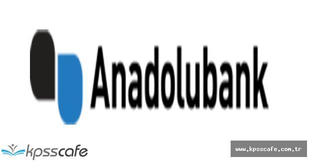 Anadolubank Kariyer Hedefleyen Gençlerden Genel Başvuru Alıyor