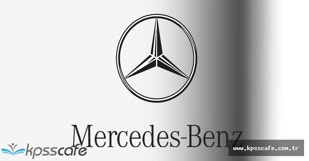 Mercedes Benz Personel Alımı 2016