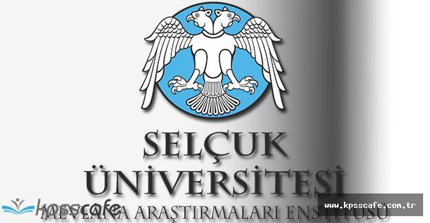 Selçuk Üniversitesi Öğretim Üyesi Alımı Gerçekleştirecek