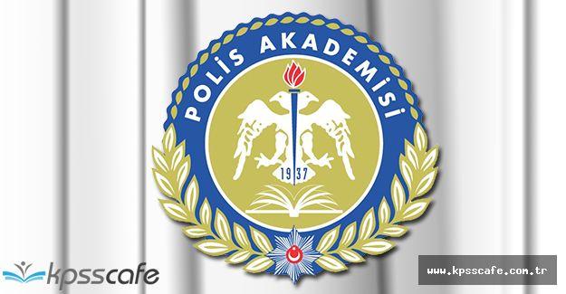 Polis Akademisi Rütbe Terfi Sözlü Sınavı Maddi Hata İtiraz Sonuçlarını Açıkladı