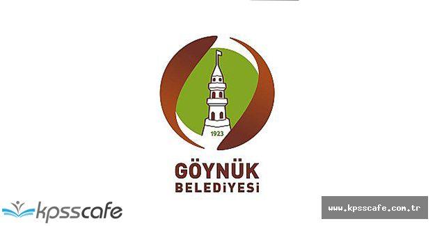 Göynük Belediyesi Çok Sayıda Geçici İşçi Alıyor