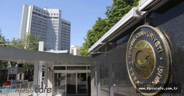 Dışişleri Bakanlığı Merkezi Atamalar İle 36 Personel Alacak