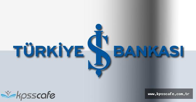 İş Bankası Kıbrıs Memur Alım Sınavı