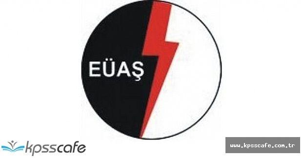 EÜAŞ Merkezi Atamalar İle Merkez ve Taşra Teşkilatına 189 Personel Alacak