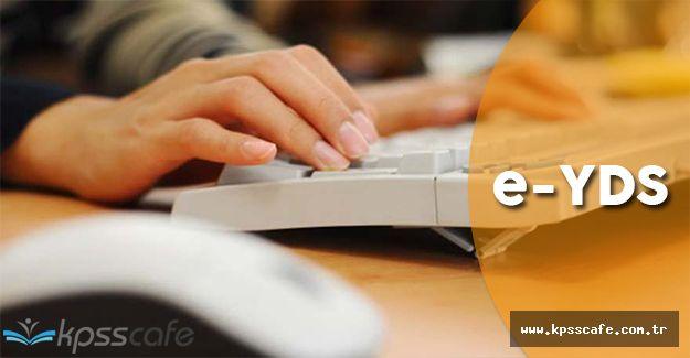 2016/7 e-YDS Başvuruları Başlıyor (Elektronik Yabancı Dil Sınavı Başvuruları Ne Zaman Başlıyor?)
