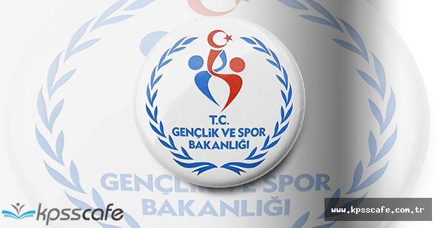 Spor Bakanlığı Ücretsiz Gençlik Kampı Gerçekleştiriyor