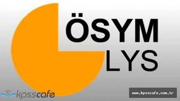 ÖSYM Tarafından LYS-2 LYS-3 LYS-5 Soruları ve Cevapları Açıklandı