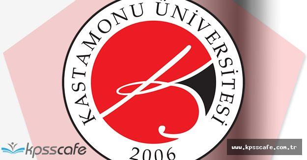 Kastamonu Üniversitesi Öğretim Üyesi Alımı Gerçekleştirecek