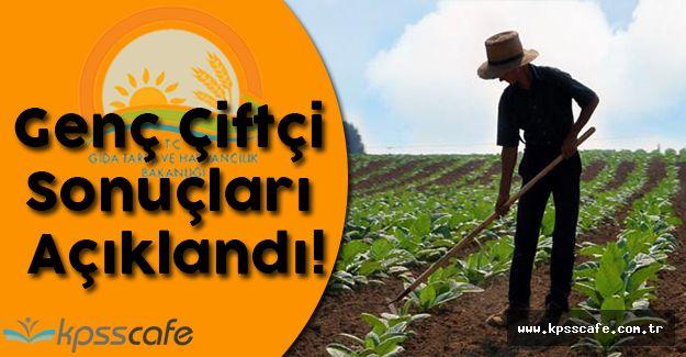 Genç Çiftçi 30 Bin TL Hibe Sonuçları Açıklandı