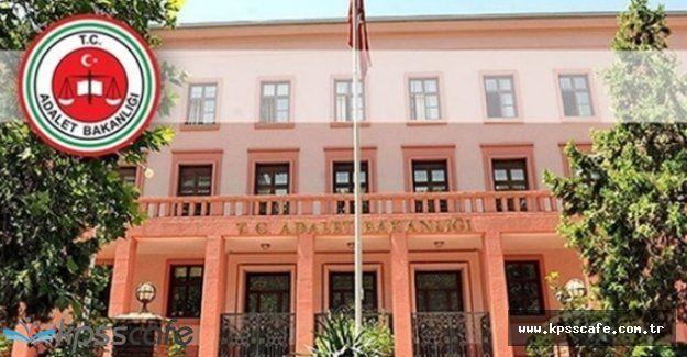 Adalet Bakanlığı Tarafından Bazı Hakim ve Savcı Adaylarının Staj Yerlerinin Belirlendiği Açıklandı