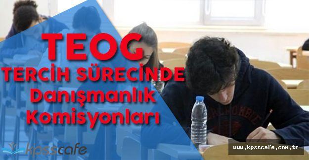 TEOG Tercih Sürecinde Öğrencilere Danışmanlık Komisyonları Geliyor