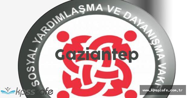 Gaziantep Nurdağı SYDV Personel Alımı Başvuruları Sona Eriyor