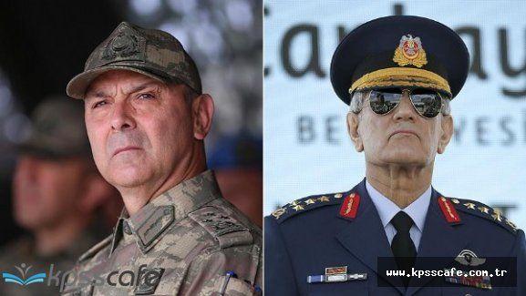 Son Dakika: İki Komutan Hakkında Vatana İhanetten İşlem Yapılacak