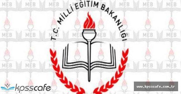 Milli Eğitim Bakanlığından Darbe Girişimi Açıklaması