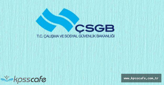 ÇSGB'den Mesleki Yeterlilik Belgesi Zorunluğu Hakkında Duyuru Yayımlandı