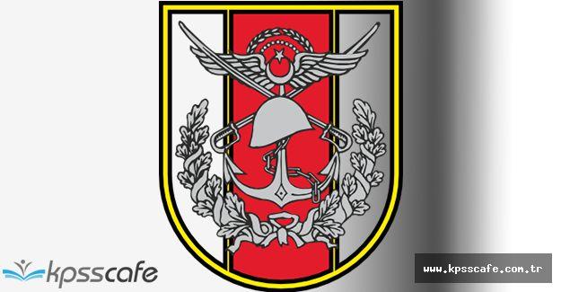 Türk Silahlı Kuvvetleri Askeri Personel Alımı 2016