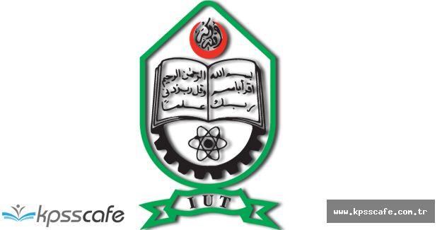 İslam Teknoloji Üniversitesi Öğrenci Alımı Yapacak