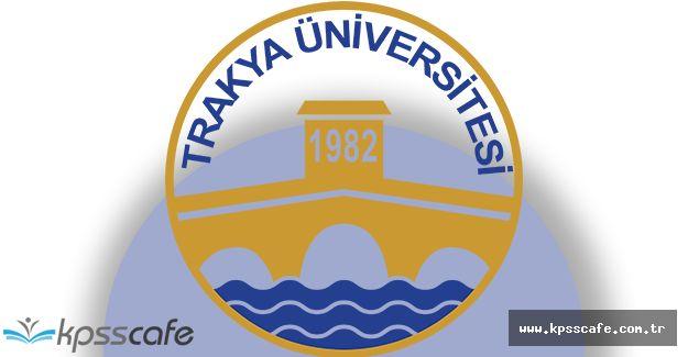 Trakya Üniversitesi Psikolojik Danışma ve Rehberlik Uygulama ve Araştırma Merkezi Yönetmeliği Yayımlandı!