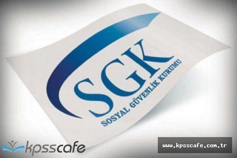 SGK Sözleşmeli Personel Alımı Gerçekleştirecek