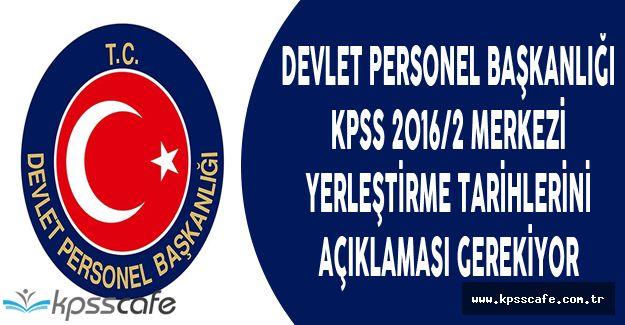 DPB KPSS Atama Takvimini Bir An Önce Açıklamalıdır