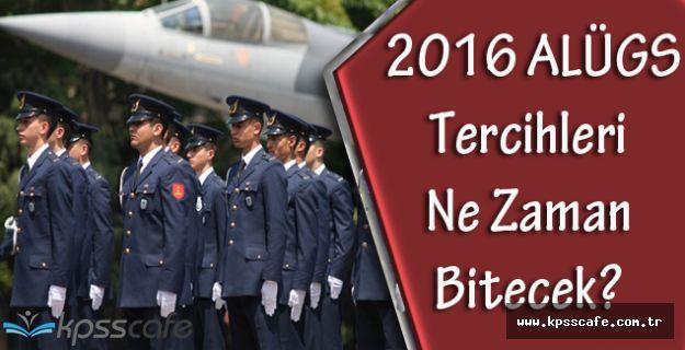 2016 ALÜGS Tercihleri Ne Zaman Bitecek? Askeri Lise Mezunları İçin Üniversiteye Geçiş Sınavı Tercihleri