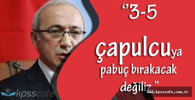 Kalkınma Bakanı Lütfi Elvan, Van Patlaması Hakkında Açıklama Yaptı!
